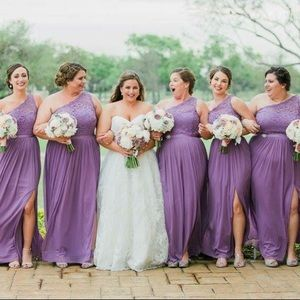 Dresses & Skirts - Lavender Bridesmaid/Special Occasion Gown